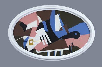Esphyr Slobodkina, 'Abstract Composition', ca. 1950
