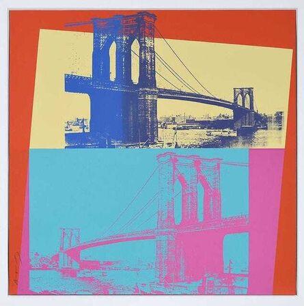 Andy Warhol, 'Brooklyn Bridge, FS 11.290', 1983