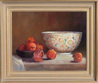 Jacqueline Fowler, ''Pomegranates' ', 2014