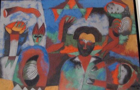 Jesus Urbieta, 'Untitled', 1990