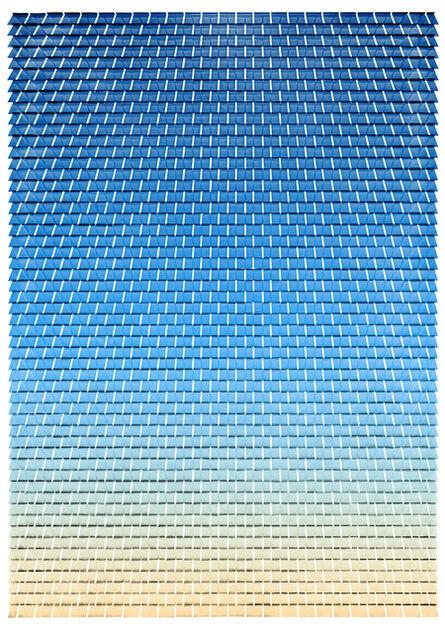WANG Ningde, 'Tangible Light - Ideal Sky Filter No.2', 2013
