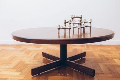 """Jorge Zalszupin, '""""Chanceler"""" (table)', 1959"""