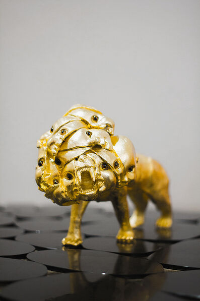 Humberto and Fernando Campana, 'White Tiger Sculptural Object', 2014