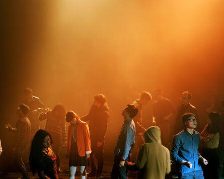 Chen Wei, 'In the Wave (Orange)', 2013