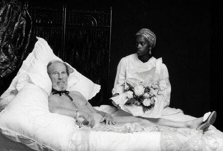 Nancy Ellison, 'VIPS: Hume Cronyn (As Manet's Olympia)', Undated