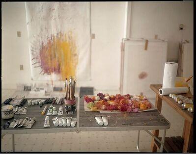Sally Mann, 'Untitled (Brushes and Sunburst)', 1999