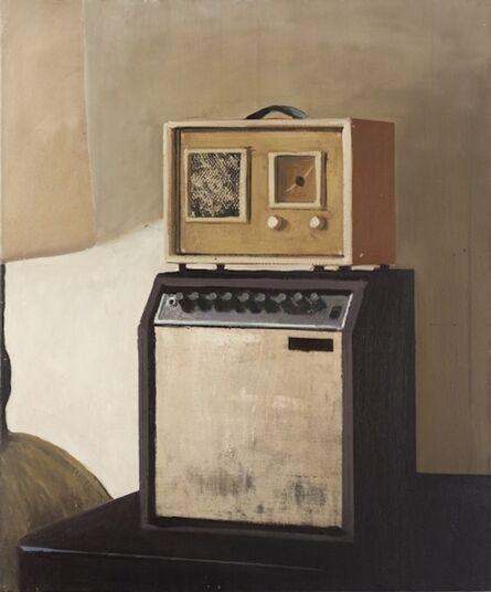 Hooper Turner, 'Radio Amp Lamp', 2009