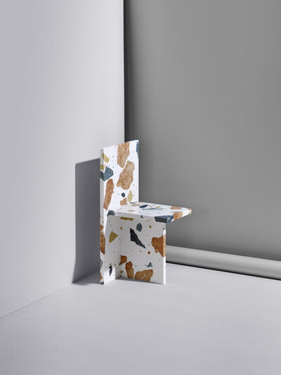 Max Lamb, 'Marmoreal Prototype Chair', 2013