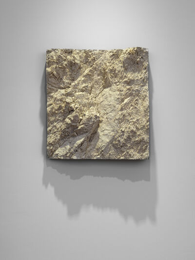 Boyle Family, 'Elemental Study for the Lazio Site I, (Limestone)', 2013
