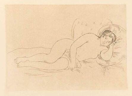 Pierre-Auguste Renoir, 'Femme Nue Couchée ', ca. 1900