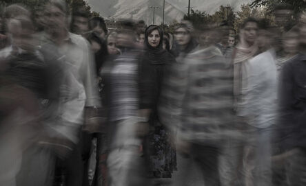 Shadi Ghadirian, 'Too Loud A Solitude', 2015