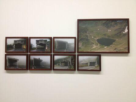 Arrieta - Vázquez, 'siete falsos túneles y un ibón', 2013