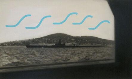 Jen Mazza, 'Denizalti ve Savarona, No. 1 (submarine with S marks)', 2015