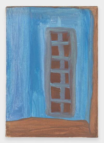 Ficre Ghebreyesus, 'Untitled (Window)', c. 2002-07