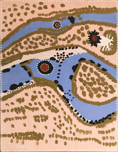 Kathy Ramsay, 'Bow River Bridge', 2020