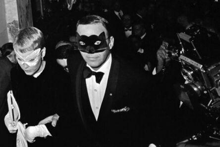 Harry Benson, 'Frank & Mia, Capote Ball', 1966