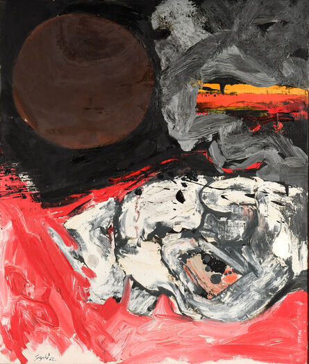 James Suzuki, 'Strange Horizon', 1962