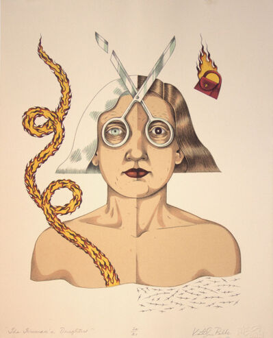 Kathryn Polk, 'The Fireman's Daughter'