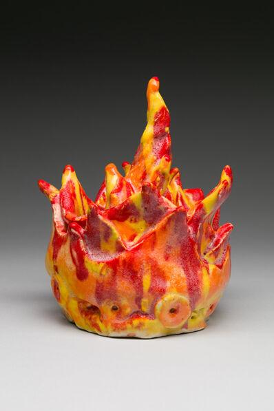 Kevin Sloan, 'Fiery Crown', 2020