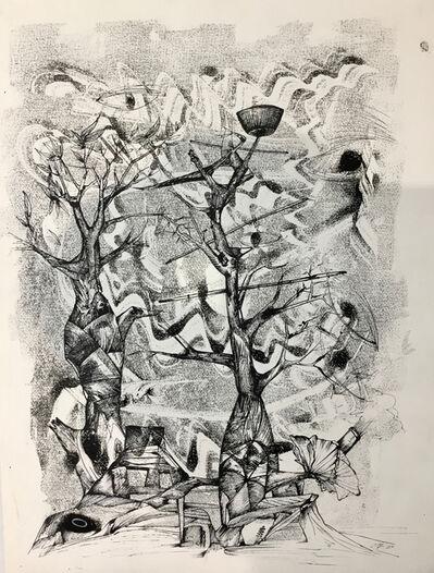 Charles Geiger, 'Crows Nest', 2020