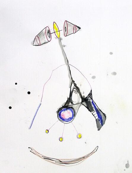 Olivier Martineau, 'Untitled (satellite)', 2016