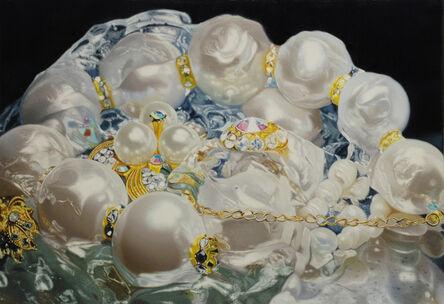 Ben Weiner, 'Gilded Pearls 1', 2014