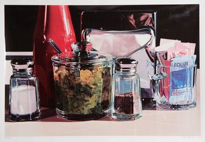 Ralph Goings, 'Relish', ca. 1990