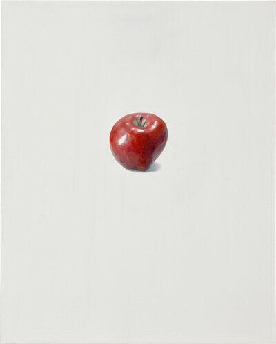 Haley Mellin, 'red_apple_2', 2014
