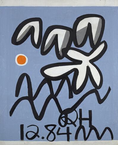 Raymond Hendler, 'RH 12.84', 1984