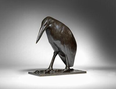 Marcel Lémar, 'American Butor, Bird', ca. 1928