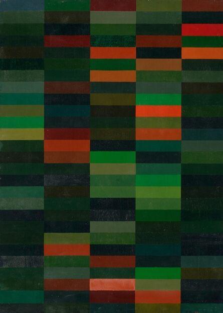 Easton Pribble, 'Sunset', 1951