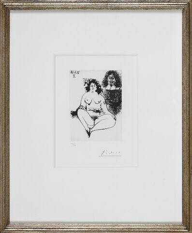 Pablo Picasso, '21 June 1968 II', 1968