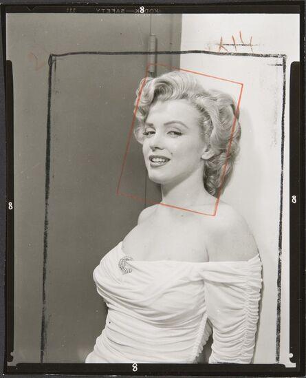 Philippe Halsman, 'Marilyn Monroe', 1952