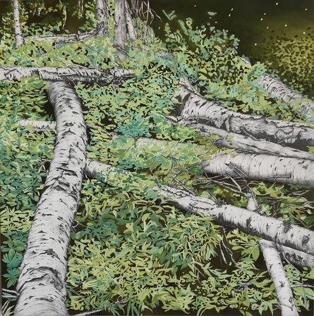 Kiki Gaffney, 'Fallen Aspen #3', 2018