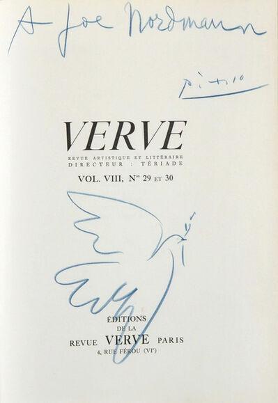 Pablo Picasso, 'Colombe de la paix ', 1954