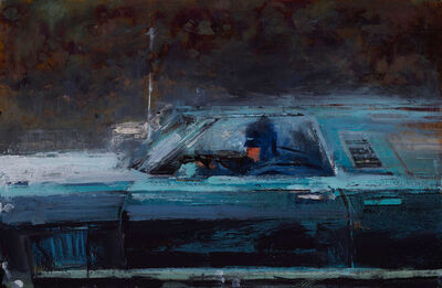 William Wray, 'Commute', 2015