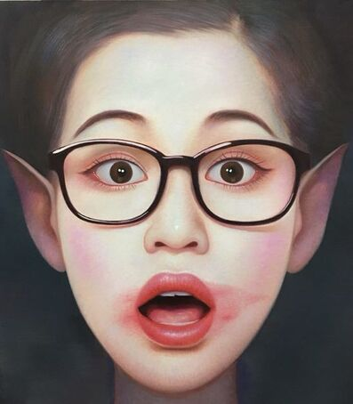 Zhang Xiangming, 'Beijing Girl 3', 2018