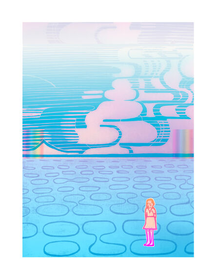 Libby Hague, 'SUN DOGS, Arctic Grace', 2020