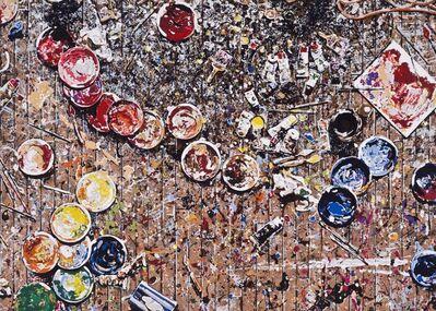 Joe Fig, 'Inka's Floor', 2008