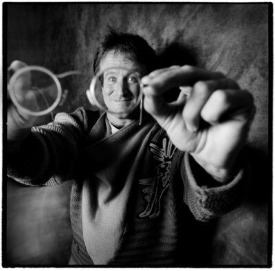 Karen Kuehn, 'Robin Williams •1987 • NYC • Saturday Night Live', 1987