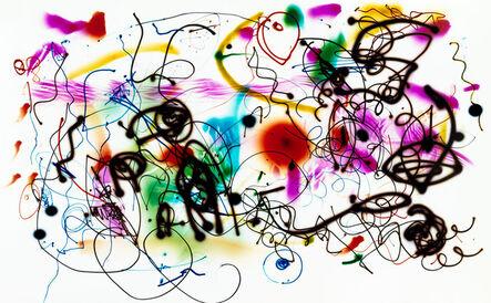 Concha Prada, 'Rastro X', 2008