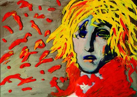 György Kovásznai, 'Ca Ira, a Francia Forradalom dala sorozat St. Just', 1973
