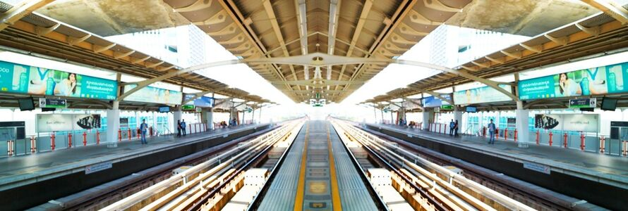 Laurie Victor Kay, 'Metro, Bangkok'