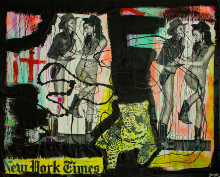 Harif Guzman, 'New York Crimes', 2013