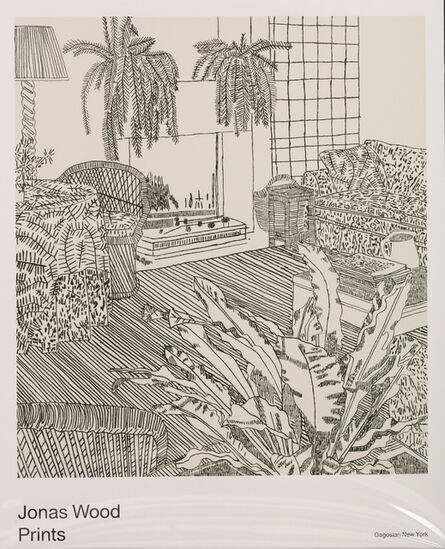 Jonas Wood, 'Jonas Wood Prints'