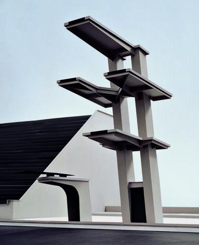 Thomas Demand, 'Diving Board (Sprungturm)', 1994