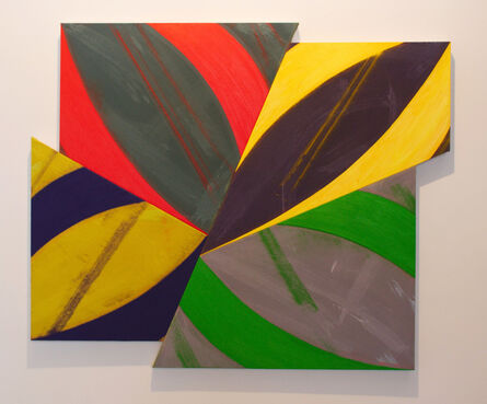 Charles Arnoldi, 'Four By Four', 2013