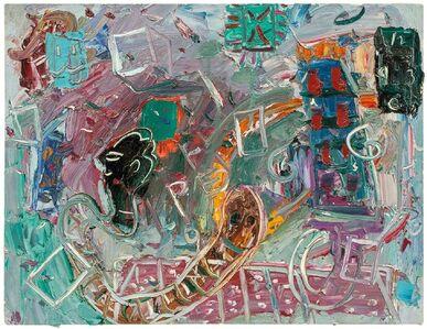 Jay Milder, 'Space Dream', 1970-1979