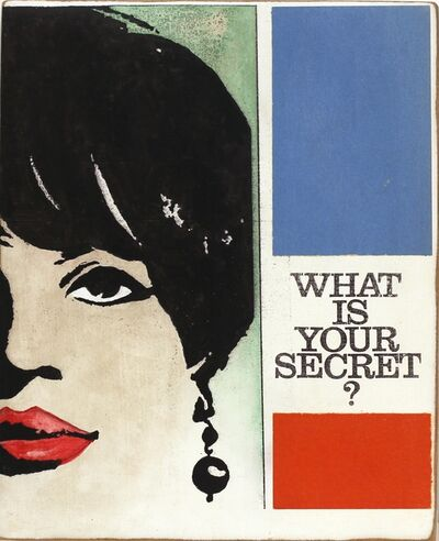 Kati Elm, 'What Is Your Secret?', 2018