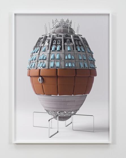 Jonathan Monaghan, 'Imperial Genitals', 2014